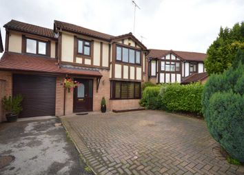 Thumbnail 4 bed detached house for sale in Dearnford Close, Bromborough, Wirral