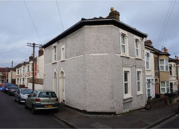 Thumbnail 1 bed flat for sale in Nicholas Road, Easton