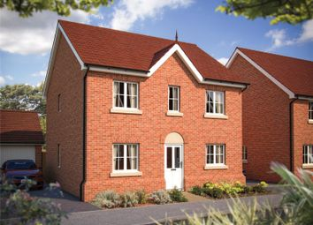 Thumbnail 4 bedroom detached house for sale in Ribbans Park, Foxhall Road, Ipswich, Suffolk