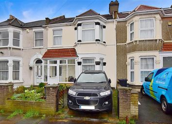 Thumbnail 4 bed terraced house for sale in Dalkeith Road, Ilford, Essex