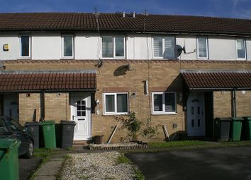 Thumbnail 2 bed terraced house to rent in Laureate Close, Llanrumney, Cardiff