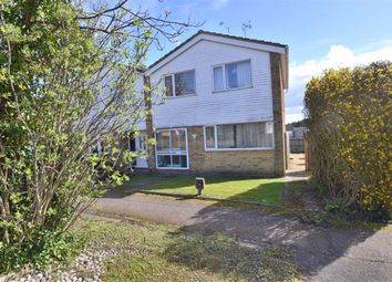Thumbnail 3 bed semi-detached house for sale in Dryden Crescent, Boxfield/Poets, Stevenage, Herts