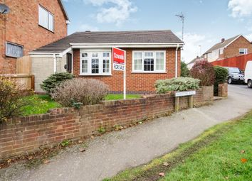 Thumbnail 2 bedroom detached bungalow for sale in Dominion Road, Glenfield, Leicester