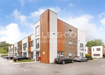 Thumbnail 1 bed flat for sale in Tudor House, Madoc Close, London