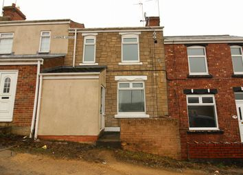 Thumbnail 3 bed terraced house to rent in Clarence Gardens, Crook