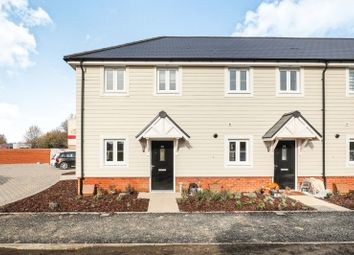 Thumbnail 2 bedroom end terrace house to rent in Alfold Road, Cranleigh