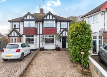 Thumbnail 3 bed semi-detached house for sale in South Close, Twickenham