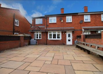 Thumbnail 4 bed semi-detached house for sale in Benton Close, Kirkdale, Liverpool