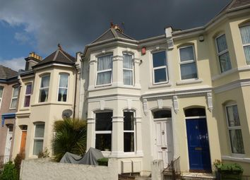 Thumbnail 2 bed maisonette for sale in Pasley Street, Plymouth