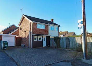 Thumbnail 3 bed detached house for sale in Churchill Close, Didcot, Oxfordshire