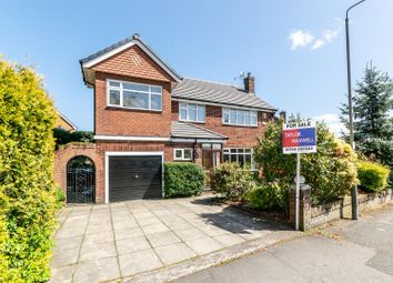 Thumbnail 5 bed detached house for sale in Forest Grove, Eccleston Park, Prescot