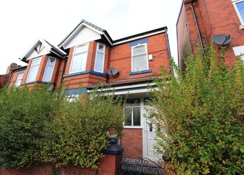 Thumbnail 3 bed semi-detached house for sale in Clitheroe Road, Manchester