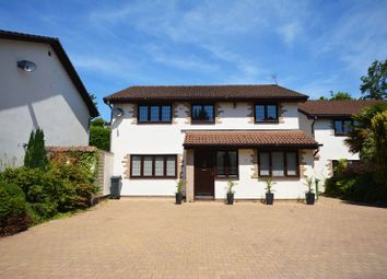 Thumbnail 4 bedroom detached house for sale in Longleat Close, Lisvane, Cardiff