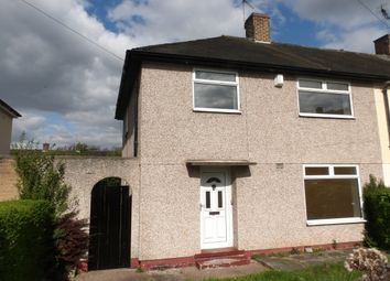 Thumbnail 3 bed property to rent in Sturgeon Avenue, Clifton, Nottingham