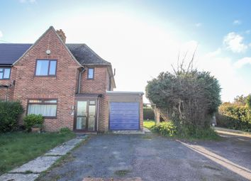 Thumbnail 3 bed end terrace house for sale in Colman Road, Corton, Lowestoft
