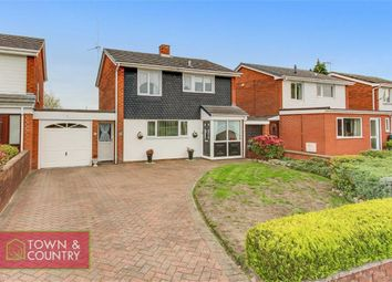 Thumbnail 3 bed semi-detached house for sale in Willow Crescent, Connah's Quay, Deeside, Flintshire