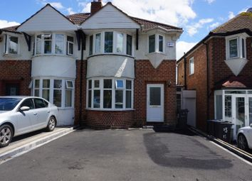 Thumbnail 3 bed semi-detached house for sale in Gleneagles Road, Birmingham