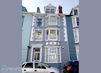 Thumbnail 1 bed flat to rent in Flat 3, 17 Portland Street, Aberystwyth