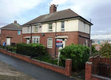 Thumbnail 2 bed semi-detached house for sale in 301 Myrtle Road, Heeley, Sheffield, South Yorkshire