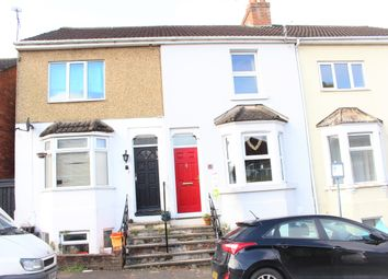 Thumbnail 3 bed terraced house for sale in Ashford Road, Swindon