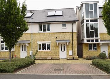 Thumbnail 3 bed end terrace house for sale in Squirrels Close, Swanley