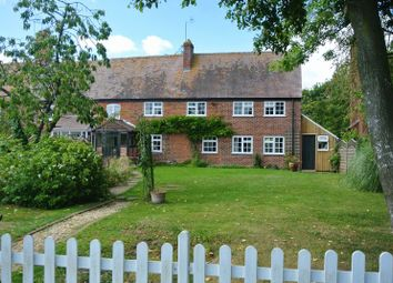 Thumbnail 3 bedroom semi-detached house for sale in Rosemont Cottage, 14 The Green, Bishops Norton, Gloucester