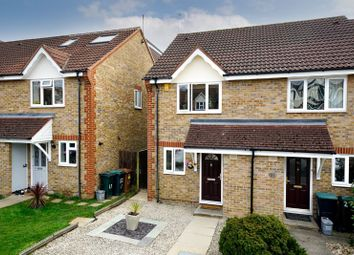 Thumbnail 2 bed semi-detached house for sale in Broughton Way, Mill End, Rickmansworth