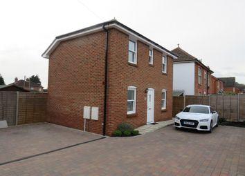 Thumbnail 2 bed detached house for sale in Bridge Road, Park Gate, Southampton