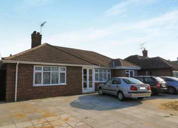 Thumbnail 7 bedroom bungalow for sale in Garrison Lane, Felixstowe