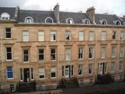 Thumbnail 4 bedroom flat to rent in Park Circus Place, Glasgow