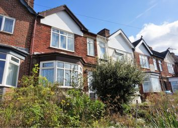Thumbnail 2 bed semi-detached house for sale in Millbrook Road West, Freemantle, Southampton