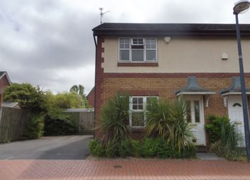 Thumbnail 3 bed semi-detached house for sale in Halifax Close, Cardiff