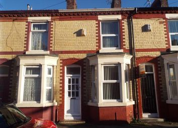 Thumbnail 2 bedroom terraced house for sale in Parton Street, Liverpool, Merseyside, England