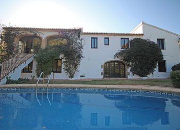 Thumbnail 5 bed villa for sale in La Lluca, Jávea, Alicante, Valencia, Spain