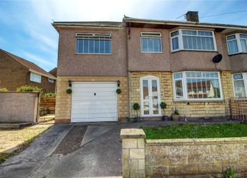 Thumbnail 4 bed semi-detached house for sale in Counterpool Road, Kingswood, Bristol