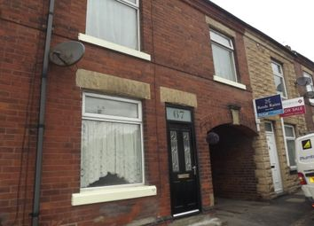 Thumbnail 3 bed terraced house to rent in Duke Street, Staveley, Chesterfield