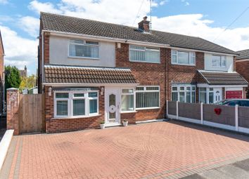 Thumbnail 4 bed semi-detached house for sale in Chaceley Way, Silverdale, Nottingham