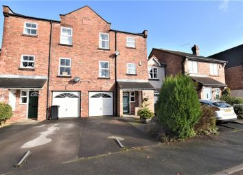 Thumbnail 4 bed terraced house for sale in Gosling Way, Congleton