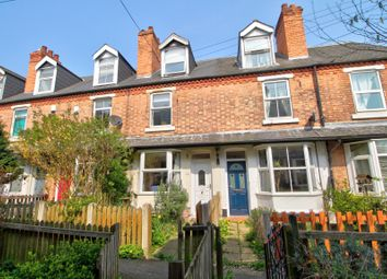 Thumbnail 3 bed terraced house for sale in Wycliffe Grove, Mapperley, Nottingham