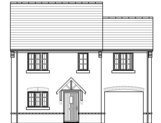 Thumbnail 4 bedroom detached house for sale in Off Pulford Drive, Thurnby