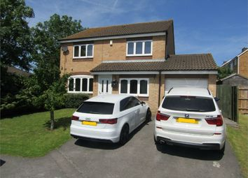 Thumbnail 4 bed detached house for sale in Hammond Close, Brislington, Bristol