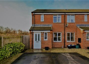 Thumbnail 2 bed terraced house for sale in Mulberry Close, Selby
