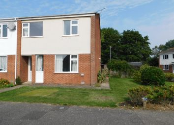 Thumbnail 3 bed end terrace house for sale in Kennedy Avenue, Alford, Lincs