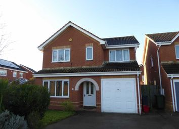 Thumbnail 4 bed detached house for sale in Miranda Drive, Heathcote, Warwick