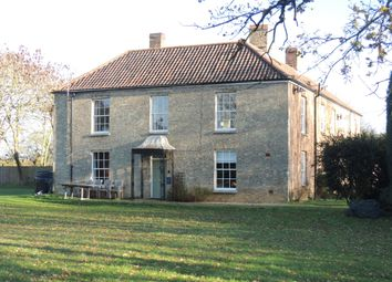 Thumbnail 4 bed semi-detached house to rent in North Farm, Shouldham Thorpe