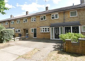 Thumbnail 3 bed terraced house for sale in Elder Way, Stevenage