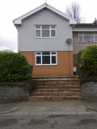 Thumbnail 1 bed duplex to rent in Mill Road, Tongwynlais