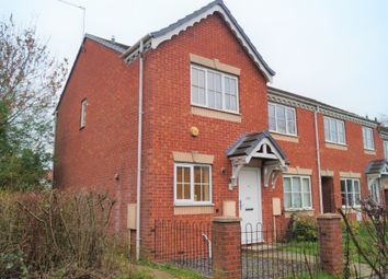 Thumbnail 2 bed end terrace house to rent in Homestead Avenue, Wall Meadow, Worcester