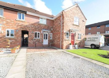 Thumbnail 2 bed terraced house to rent in Etherington Court, Beverley