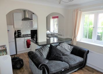 Thumbnail 1 bed terraced house to rent in Weldon Drive, West Molesey